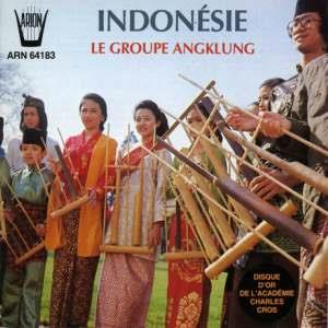 Le Groupe Angklung