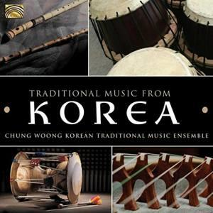 Chung Woong Korean Traditional Music Ensemble