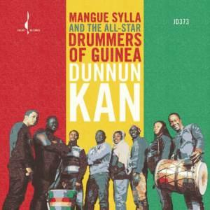 Mangue Sylla and the All-Star Drummers of Guinea